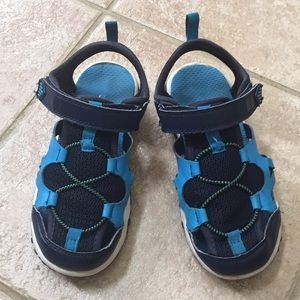 Carter's Boys Closed Toe Summer Sandals Athletic